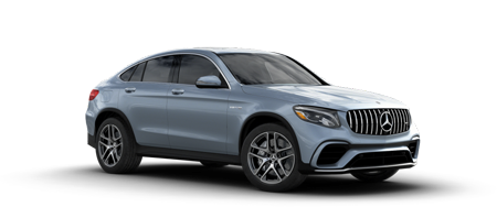 2018 AMG GLC 63 Coupe